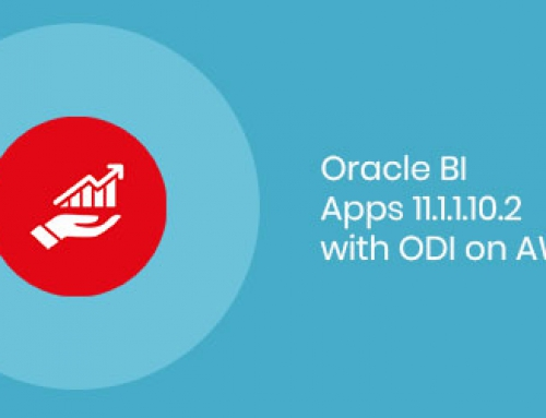 Oracle BI Apps 11.1.1.10.2 with ODI on AWS