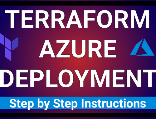 Azure Terraform Cloud Deployment – Part 2